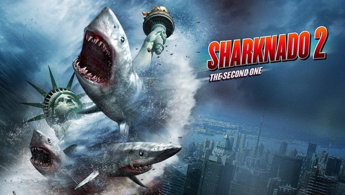 Sharknado Second One (2014)